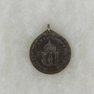 Medaille, Kriegsdenkmünze, 1870/71, Stahl, für Nichtkämpfer, leichte Oxidationsspuren, Zustand: ss, www.beyreuther.de