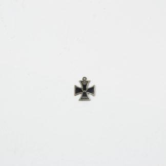 Miniatur, EK II, 1914, Silber, einseitig, emailliert, guter Zustand. H: 14 mm, B: 12 mm, www.beyreuther.de